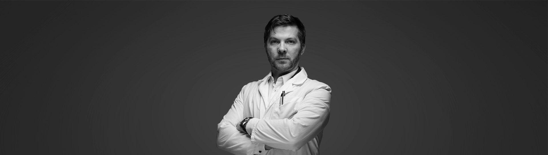 DOCTOR<br> ALEKSANDR MAKAROV